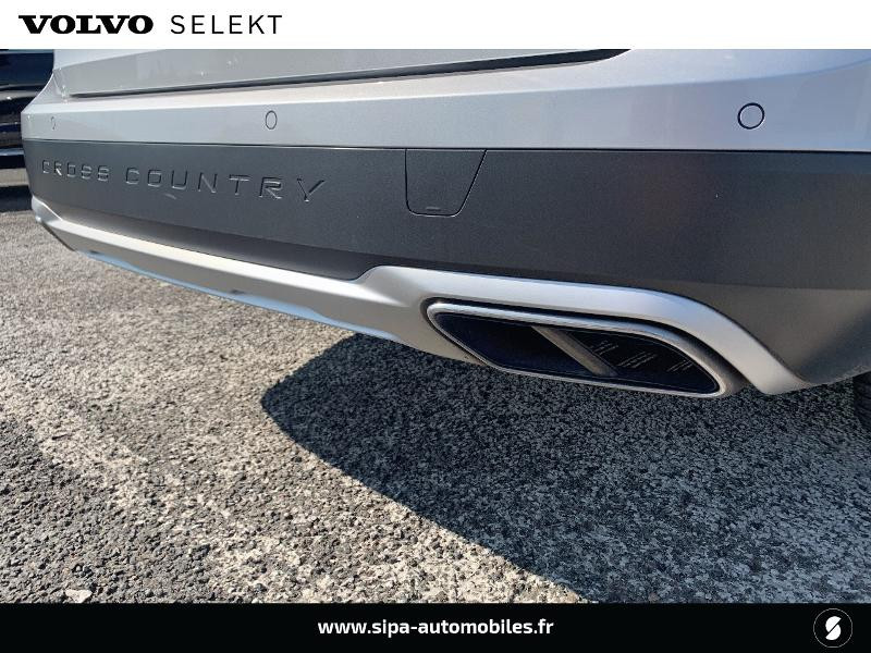 Volvo V90 D5 AdBlue AWD 235ch Pro Geartronic Argent occasion à Lormont - photo n°16