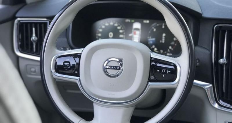 Volvo V90 D5 AWD 235CH PRO GEARTRONIC Gris occasion à SAUTRON - photo n°5