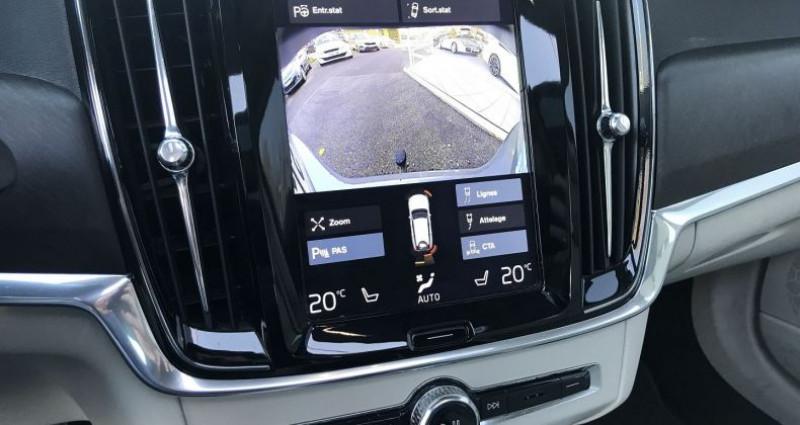 Volvo V90 D5 AWD 235CH PRO GEARTRONIC Gris occasion à SAUTRON - photo n°7