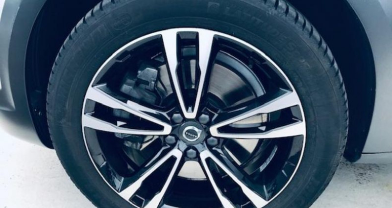 Volvo V90 D5 AWD 235ch Pro Geartronic Argent occasion à Montévrain - photo n°6
