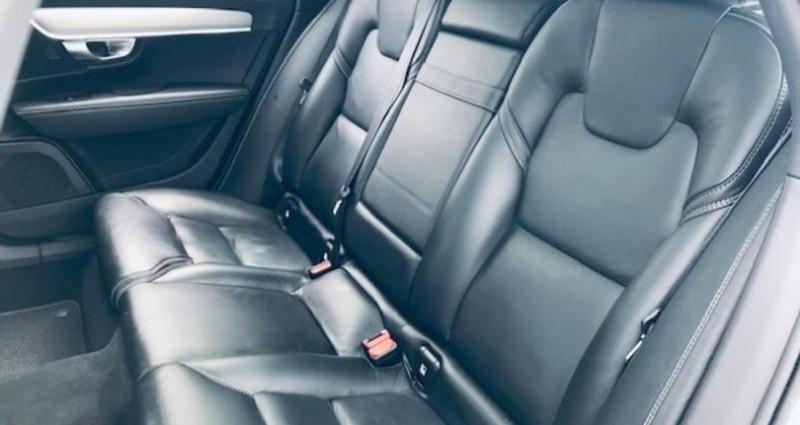 Volvo V90 D5 AWD 235ch Pro Geartronic Argent occasion à Montévrain - photo n°5