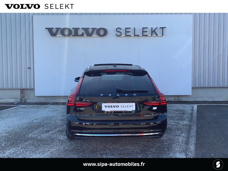 Volvo V90 T8 AWD Recharge 303 + 87ch Inscription Luxe Geartronic Noir occasion à Lormont - photo n°5