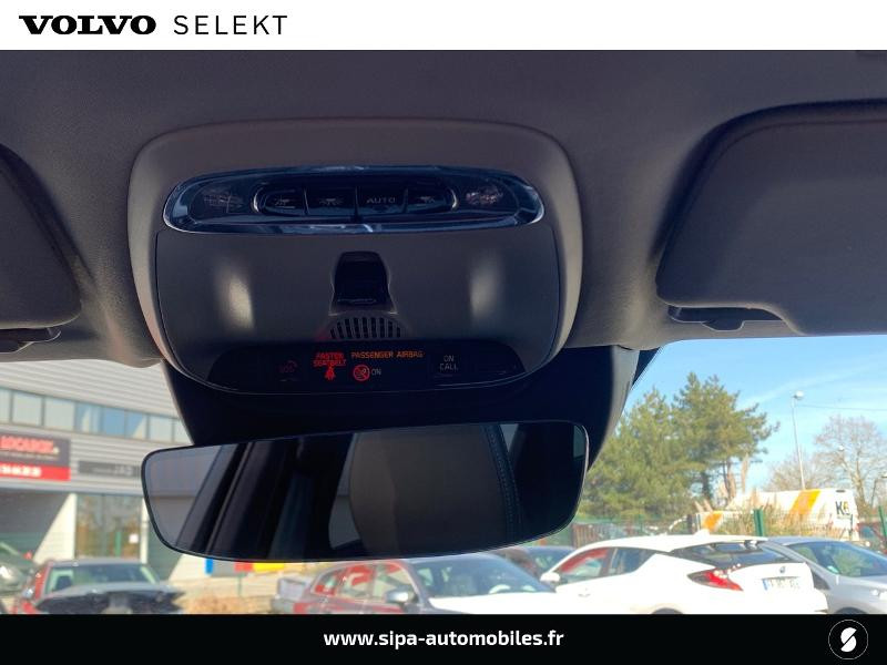 Volvo V90 T8 AWD Recharge 303 + 87ch Inscription Luxe Geartronic Noir occasion à Lormont - photo n°12
