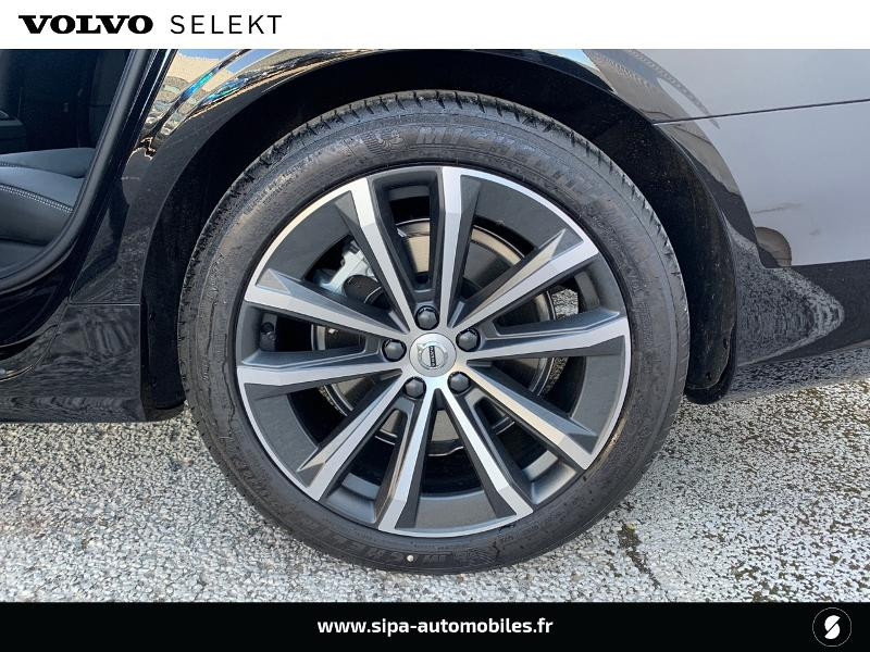 Volvo V90 T8 AWD Recharge 303 + 87ch Inscription Luxe Geartronic Noir occasion à Lormont - photo n°8