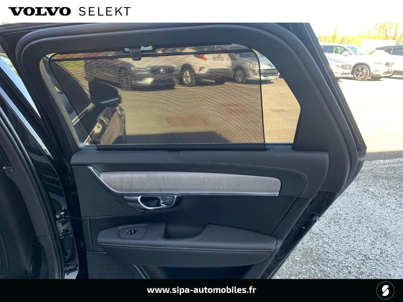 Volvo V90 T8 AWD Recharge 303 + 87ch Inscription Luxe Geartronic Noir occasion à Lormont - photo n°13