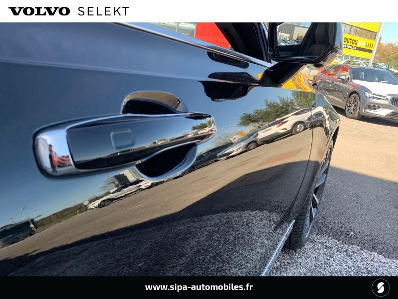 Volvo V90 T8 AWD Recharge 303 + 87ch Inscription Luxe Geartronic Noir occasion à Lormont - photo n°19
