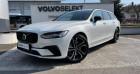 Volvo V90 T8 AWD Recharge 303 + 87ch R-Design Geartronic Blanc à Montévrain 77