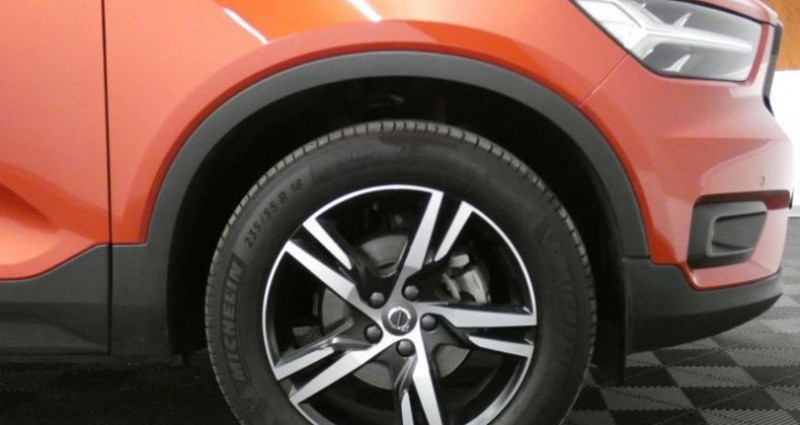 Volvo XC40 2.0 D3 150 R-Design Geartronic Rouge occasion à Petange - photo n°6