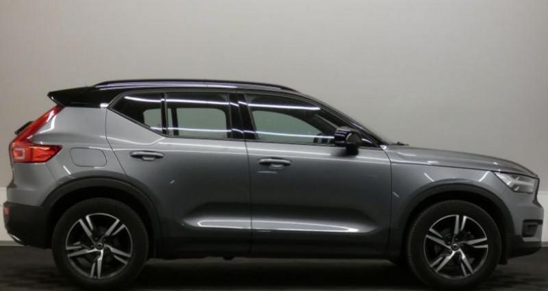 Volvo XC40 2.0 D3 150 R-Design Geartronic Gris occasion à Petange - photo n°3