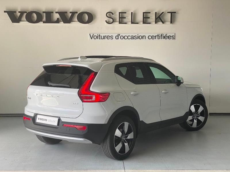 Volvo XC40 D3 AdBlue 150ch Business Geartronic 8 Blanc occasion à Labège - photo n°4