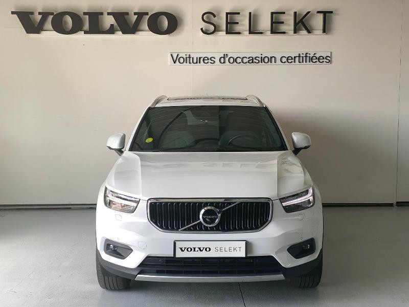 Volvo XC40 D3 AdBlue 150ch Business Geartronic 8 Blanc occasion à Labège - photo n°2
