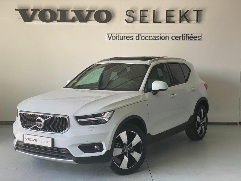 Volvo XC40 D3 AdBlue 150ch Business Geartronic 8 Blanc occasion à Labège