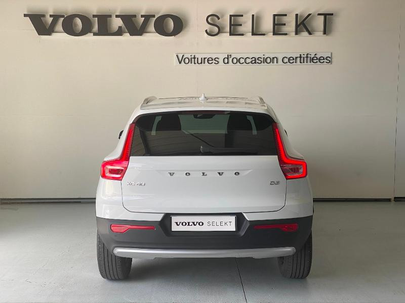 Volvo XC40 D3 AdBlue 150ch Business Geartronic 8 Blanc occasion à Labège - photo n°5