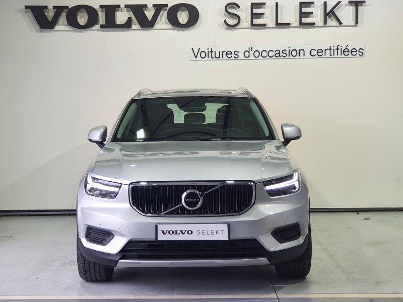 Volvo XC40 D3 AdBlue 150ch Business Geartronic 8 Argent occasion à Labège - photo n°5