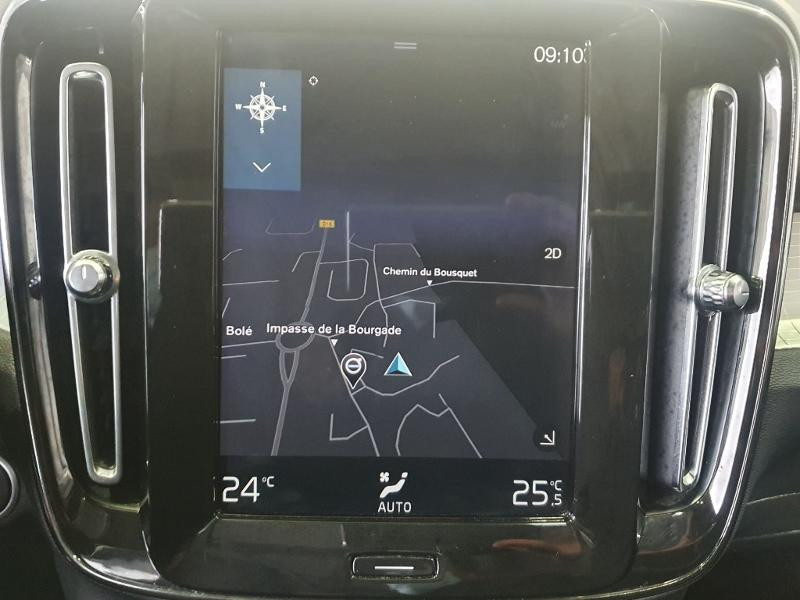 Volvo XC40 D3 AdBlue 150ch Business Geartronic 8 Argent occasion à Labège - photo n°9