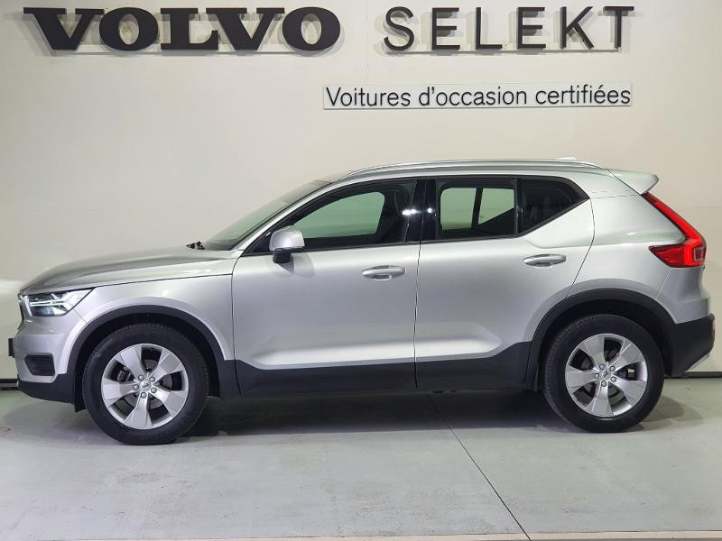 Volvo XC40 D3 AdBlue 150ch Business Geartronic 8 Argent occasion à Labège - photo n°2