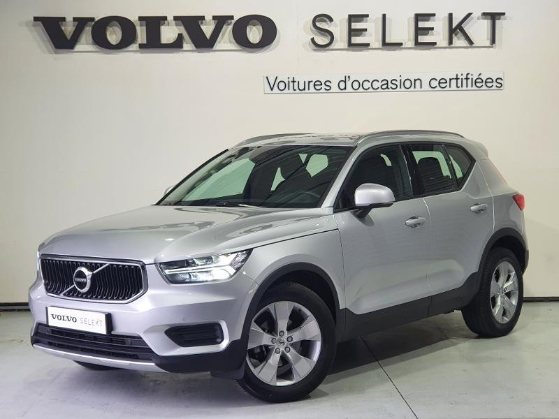 Volvo XC40 D3 AdBlue 150ch Business Geartronic 8 Argent occasion à Labège