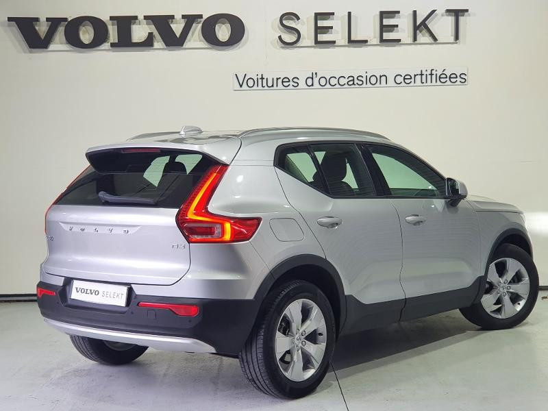 Volvo XC40 D3 AdBlue 150ch Business Geartronic 8 Argent occasion à Labège - photo n°3
