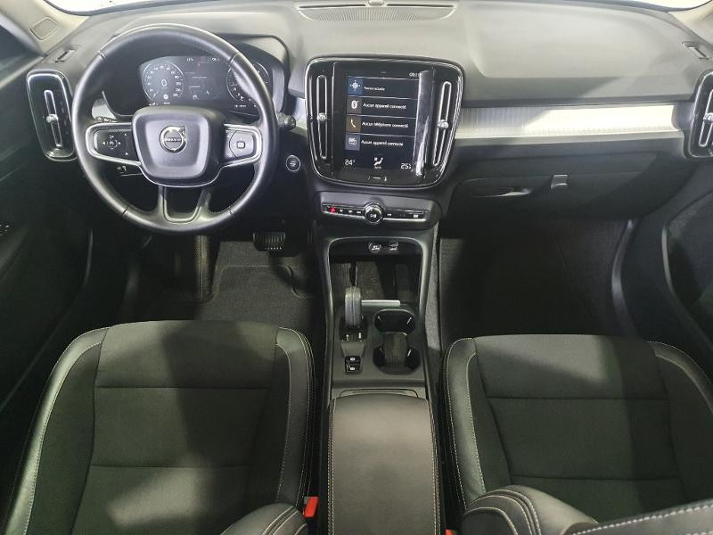 Volvo XC40 D3 AdBlue 150ch Business Geartronic 8 Argent occasion à Labège - photo n°7