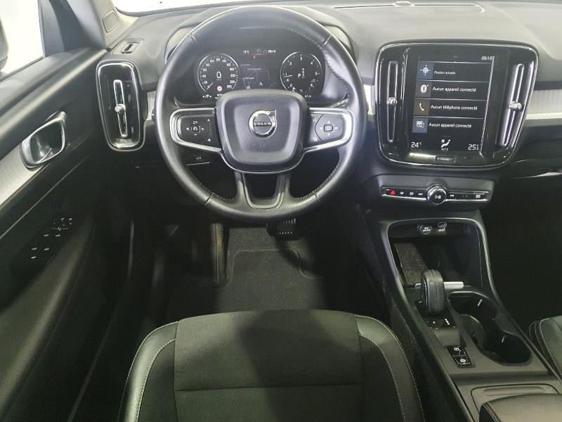 Volvo XC40 D3 AdBlue 150ch Business Geartronic 8 Argent occasion à Labège - photo n°8