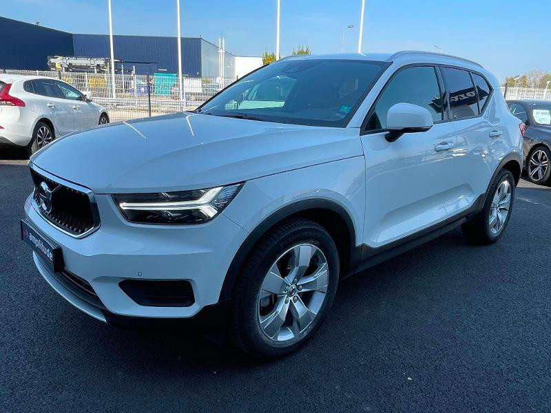 Volvo XC40 D4 AdBlue AWD 190ch Momentum Geartronic 8  occasion à Barberey-Saint-Sulpice - photo n°7