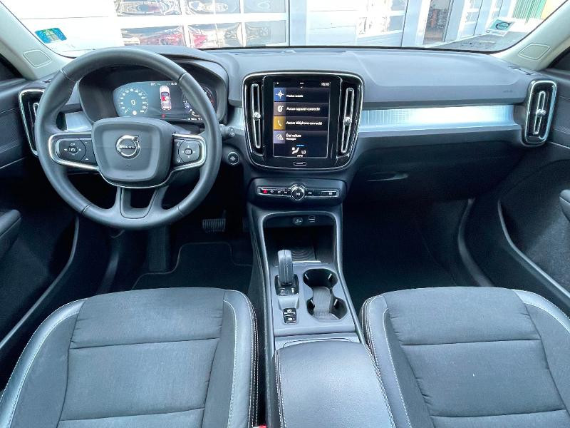 Volvo XC40 D4 AdBlue AWD 190ch Momentum Geartronic 8  occasion à Barberey-Saint-Sulpice - photo n°9