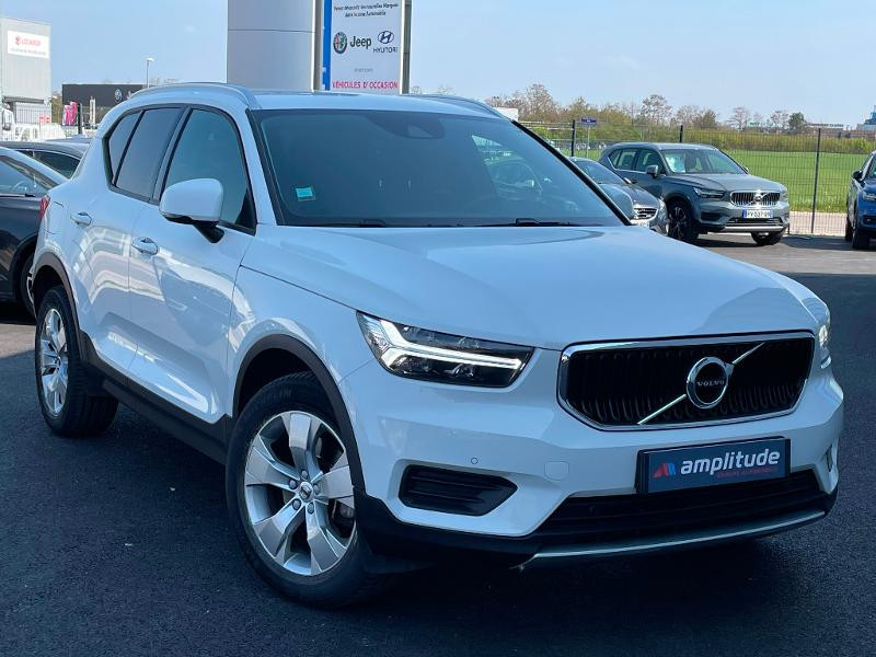 Volvo XC40 D4 AdBlue AWD 190ch Momentum Geartronic 8  occasion à Barberey-Saint-Sulpice