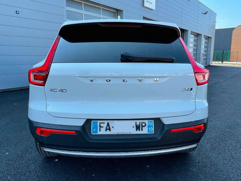 Volvo XC40 D4 AdBlue AWD 190ch Momentum Geartronic 8  occasion à Barberey-Saint-Sulpice - photo n°4