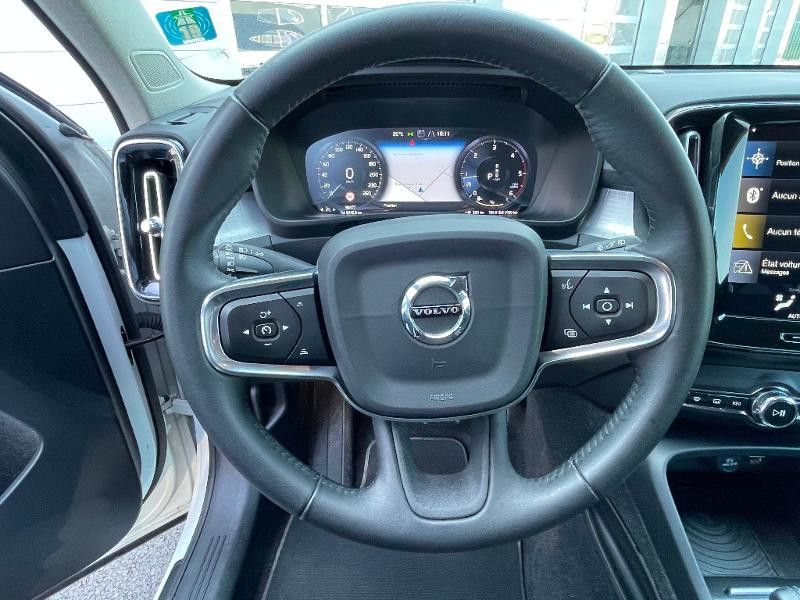 Volvo XC40 D4 AdBlue AWD 190ch Momentum Geartronic 8  occasion à Barberey-Saint-Sulpice - photo n°10