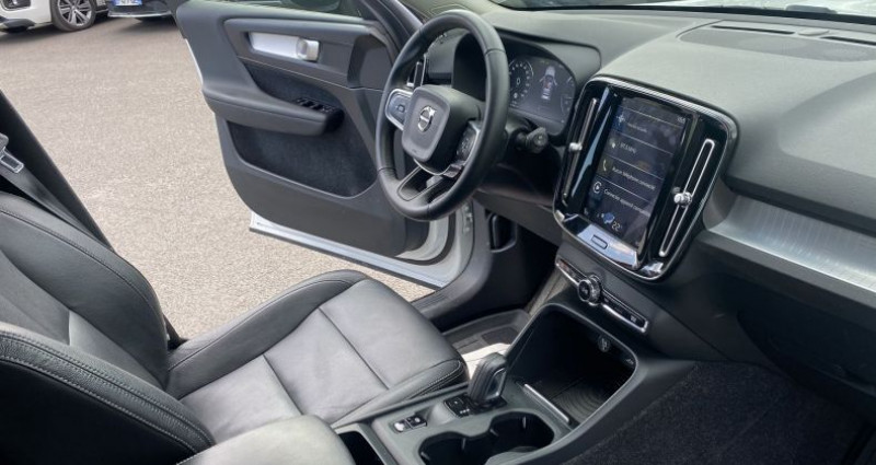 Volvo XC40 D4 AWD 190CH ADBLUE FIRST EDITION GEARTRONIC 8 Blanc occasion à VOREPPE - photo n°5