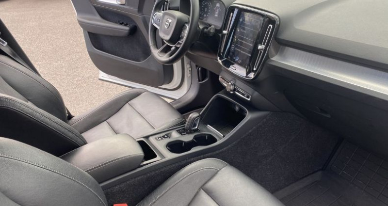 Volvo XC40 D4 AWD 190CH ADBLUE FIRST EDITION GEARTRONIC 8 Blanc occasion à VOREPPE - photo n°4