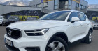 Volvo XC40 D4 AWD 190CH ADBLUE FIRST EDITION GEARTRONIC 8 Blanc à VOREPPE 38