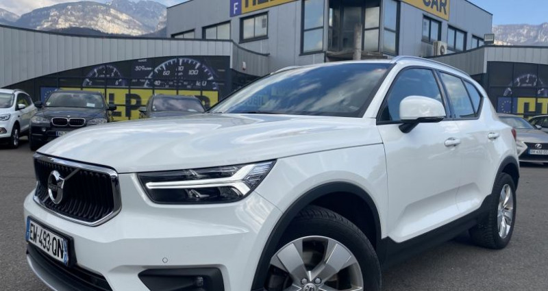 Volvo XC40 D4 AWD 190CH ADBLUE FIRST EDITION GEARTRONIC 8 Blanc occasion à VOREPPE