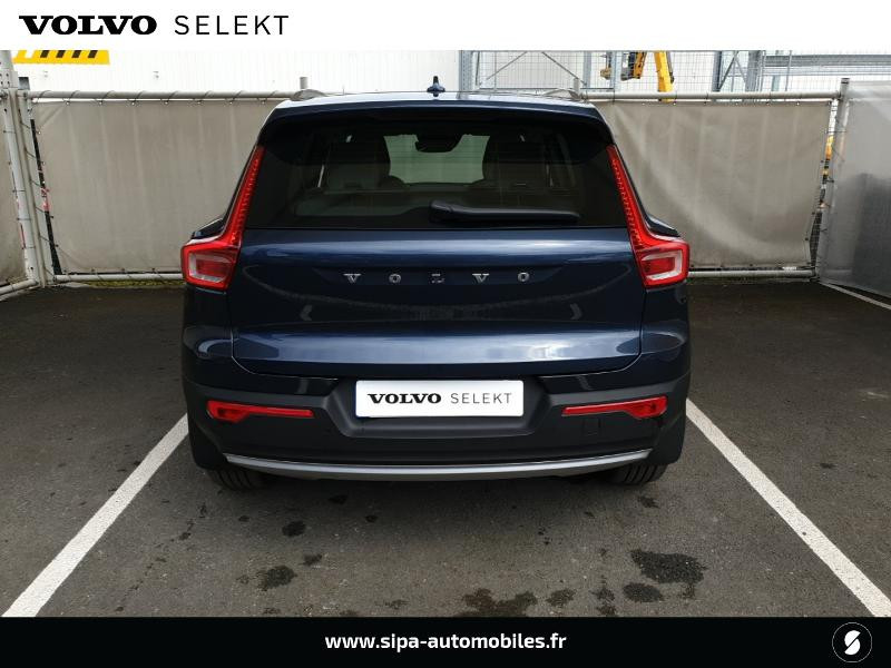 Volvo XC40 T5 Recharge 180 + 82ch Business DCT 7 Bleu occasion à Mérignac - photo n°5