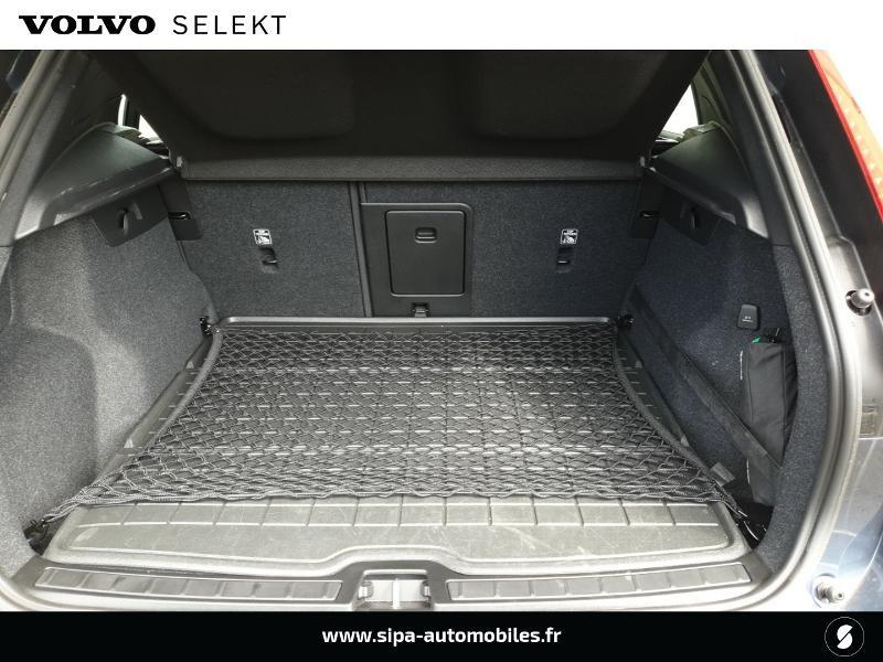 Volvo XC40 T5 Recharge 180 + 82ch Business DCT 7 Bleu occasion à Mérignac - photo n°11