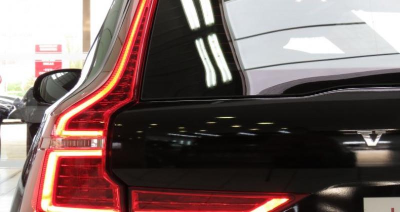 Volvo XC60 (2E GENERATION) B4 197 II AWD R-Design Geartronic 8 Noir occasion à Tours - photo n°7