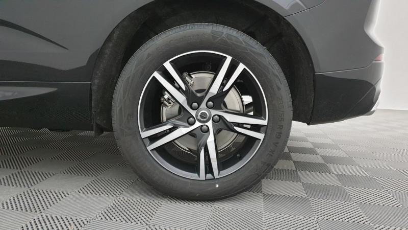 Volvo XC60 2.0 b4 awd 197cv geartronic 8 r-design surequipe Noir occasion à Ganges - photo n°8