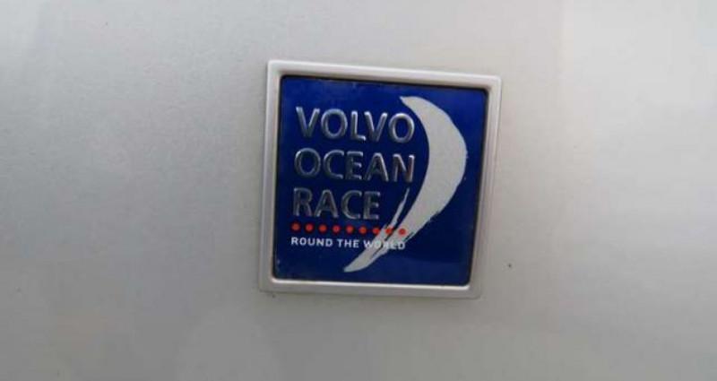 Volvo XC60 2.0 D3 Ocean Race Geartronic Gris occasion à Oosterzele - photo n°4