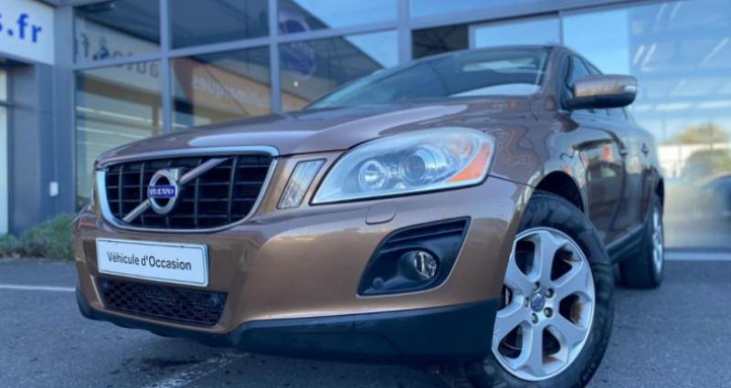 Volvo XC60 2.4 D 163CH FAP SUMMUM Marron occasion à Grezac