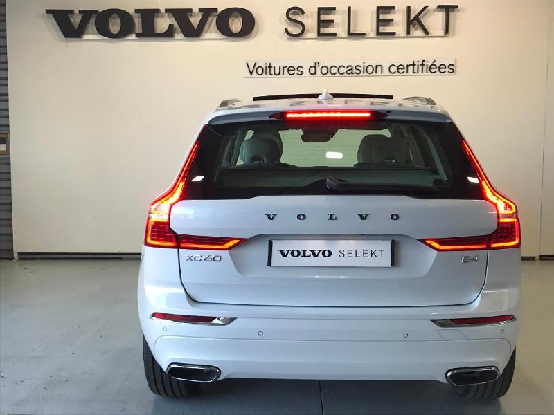Volvo XC60 B4 AdBlue 197ch Inscription Geartronic Blanc occasion à Labège - photo n°4