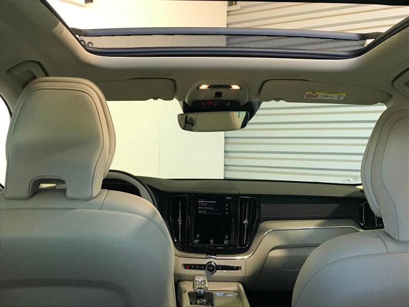 Volvo XC60 B4 AdBlue 197ch Inscription Geartronic Blanc occasion à Labège - photo n°10