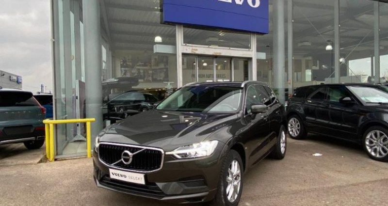 Volvo XC60 B4 AdBlue AWD 197ch Business Executive Geartronic Gris occasion à BARBEREY SAINT SULPICE