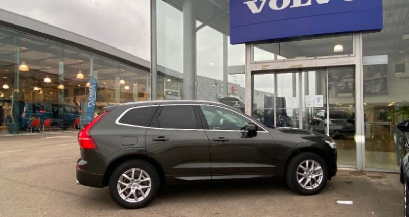Volvo XC60 B4 AdBlue AWD 197ch Business Executive Geartronic Gris occasion à BARBEREY SAINT SULPICE - photo n°3