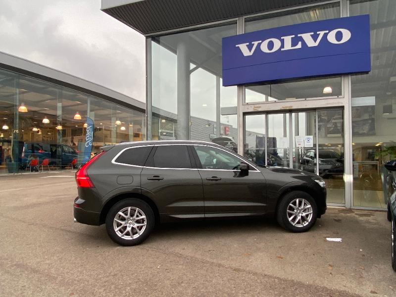 Volvo XC60 B4 AdBlue AWD 197ch Business Executive Geartronic Gris occasion à Barberey-Saint-Sulpice - photo n°3