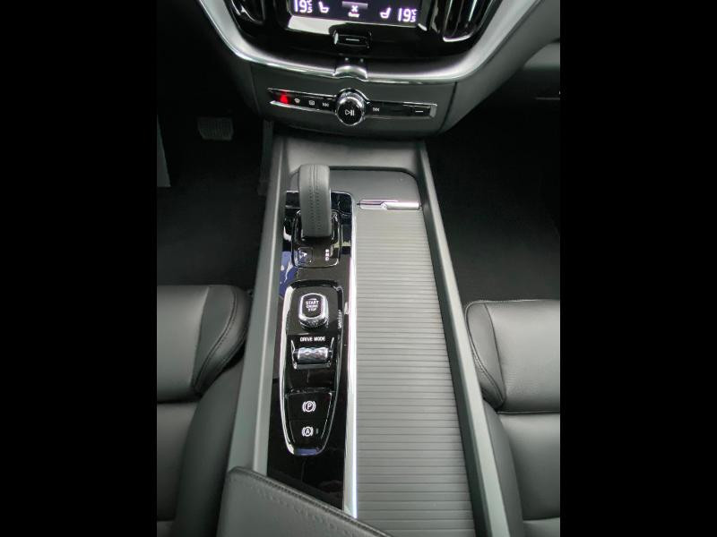 Volvo XC60 B4 AdBlue AWD 197ch Business Executive Geartronic Gris occasion à Barberey-Saint-Sulpice - photo n°15