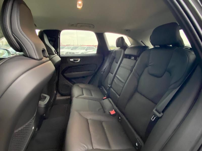 Volvo XC60 B4 AdBlue AWD 197ch Business Executive Geartronic Gris occasion à Barberey-Saint-Sulpice - photo n°9