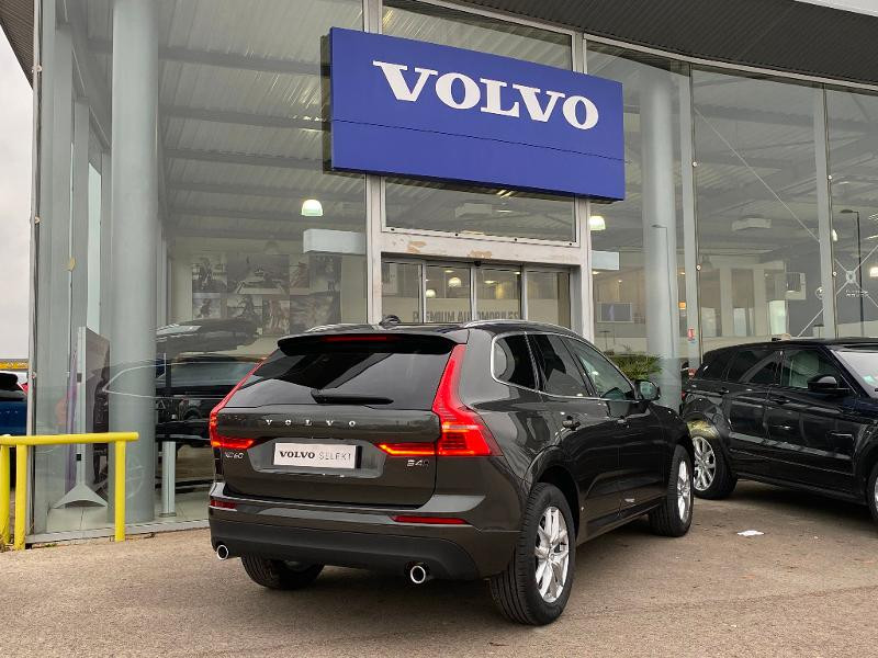 Volvo XC60 B4 AdBlue AWD 197ch Business Executive Geartronic Gris occasion à Barberey-Saint-Sulpice - photo n°2