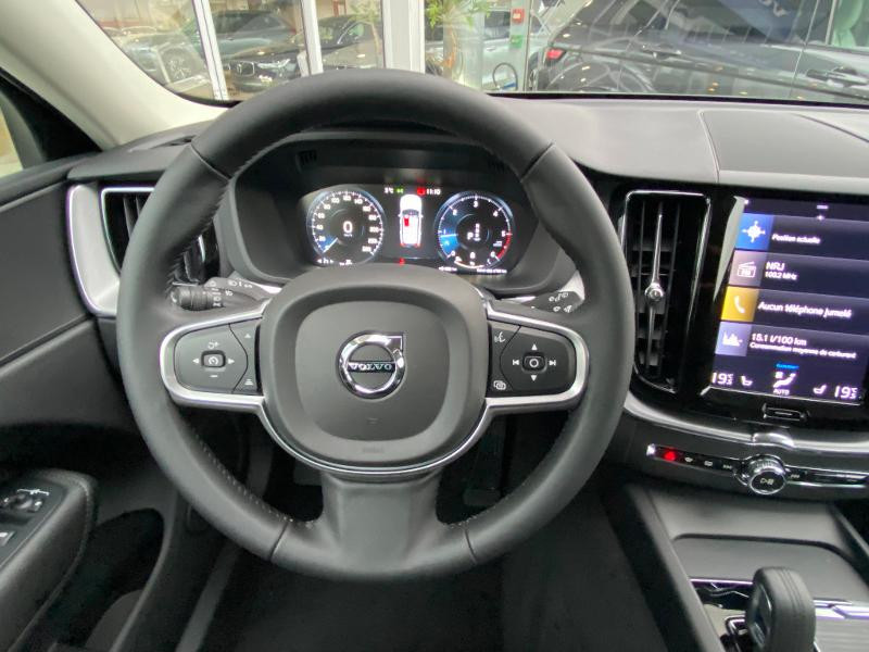 Volvo XC60 B4 AdBlue AWD 197ch Business Executive Geartronic Gris occasion à Barberey-Saint-Sulpice - photo n°11