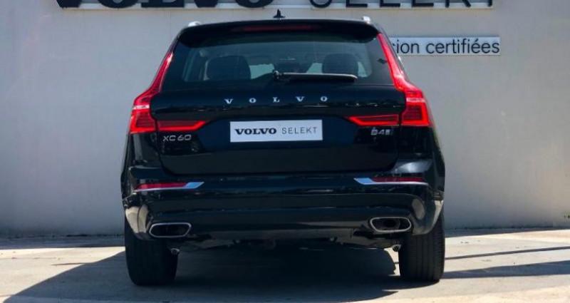 Volvo XC60 B4 AdBlue AWD 197ch Inscription Geartronic Noir occasion à Orléans - photo n°3