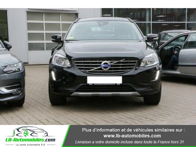 Volvo XC60 D3 150 ch Noir occasion à Beaupuy - photo n°9